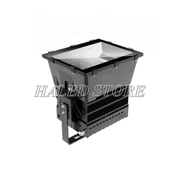 Kiểu dáng đèn pha LED HLDAFL3V-400