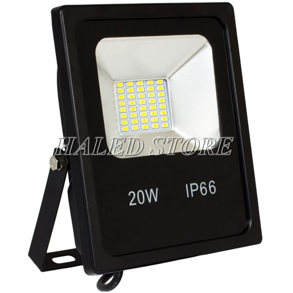 Kiểu dáng đèn pha LED HLDAFL6-20