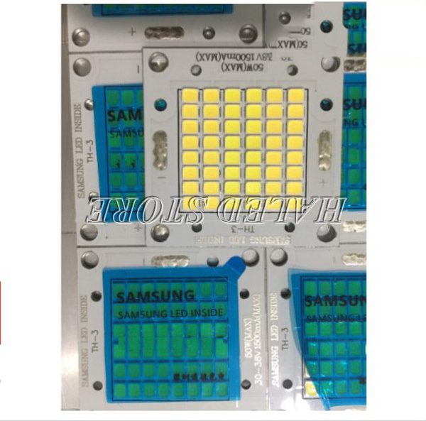 Chip LED 50W Samsung Rotated