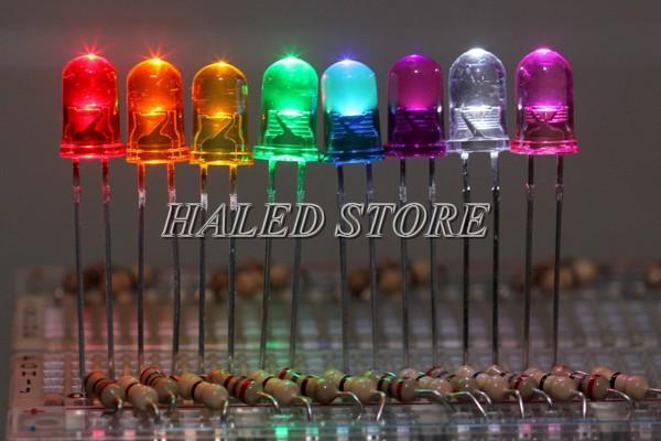LED đa màu RGB 5mm