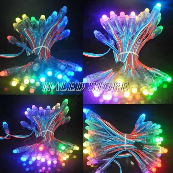 LED đúc RGB
