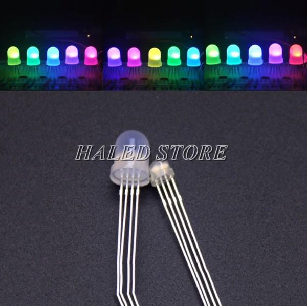 LED 4 chân RGB