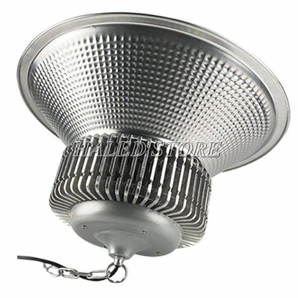 Mặt sau thân đèn LED nhà xưởng HLDAB7-50
