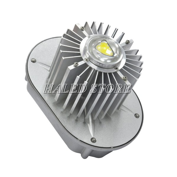 Tản nhiệt của đèn LED nhà xưởng HLDAB1-100