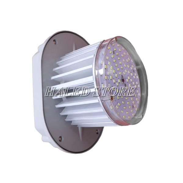 Tản nhiệt của đèn LED nhà xưởng HLDAB2-50
