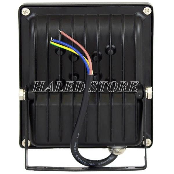 Tản nhiệt của đèn pha LED HLDAFL6-10