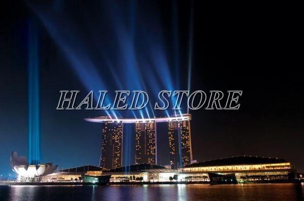 Ứng dụng chiếu sáng của đèn pha LED HLDAFL31-300