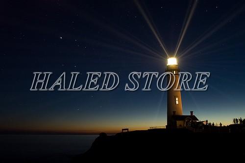 Ứngn dụng chiếu sáng của đèn pha LED HLDAFL3-300