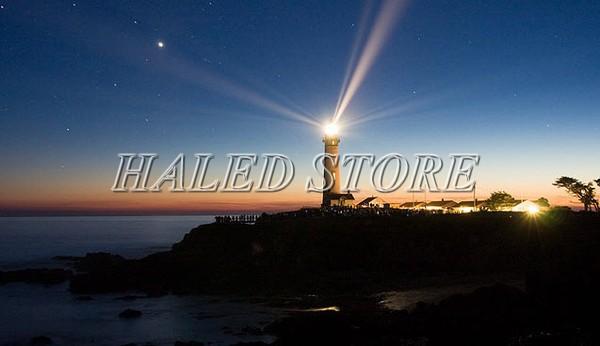Ứng dụng chiếu sáng của đèn pha LED HLDAFL3V-400