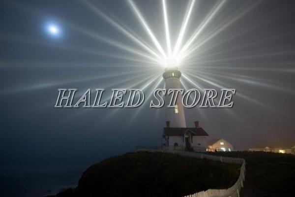 Ứng dụng chiếu sáng của đèn pha LED HLDAFL3-400