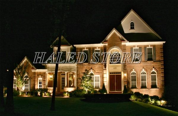 Ứng dụng của đèn pha LED HLDAFL5-50 RGB