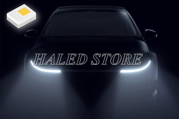 Ứng dụng của chip LED Osam trong sản xuất đèn pha ô tô