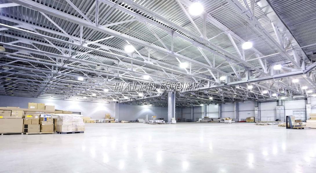 Ứng dụng chiếu sáng của đèn LED nhà xưởng HLDAB1-100