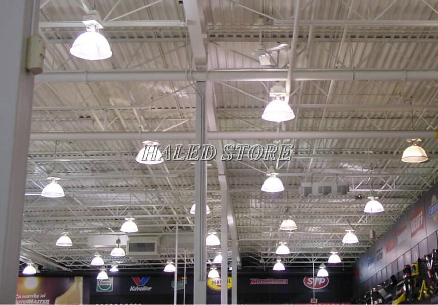 Ứng dụng của đèn LED nhà xưởng HLDAB1-50