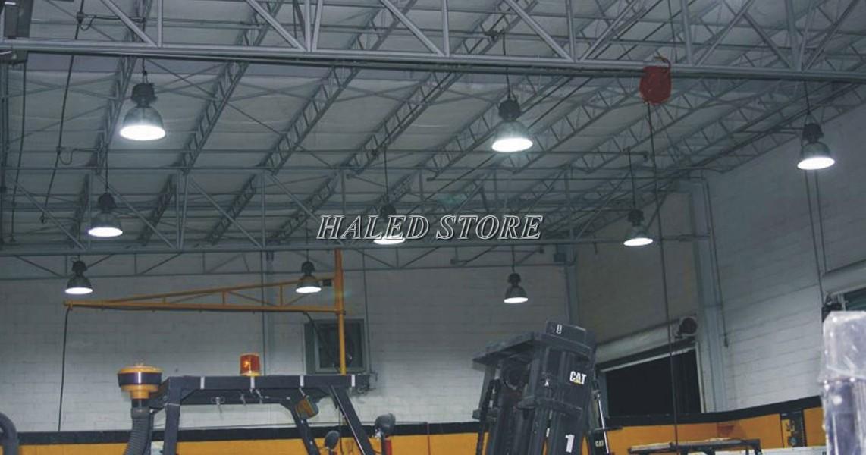 Ứng dụng của đèn LED nhà xưởng HLDAB5-100