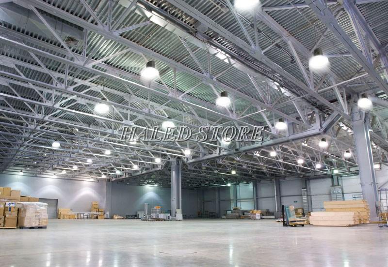 Ứng dụng của đèn LED nhà xưởng HLDAB5-50