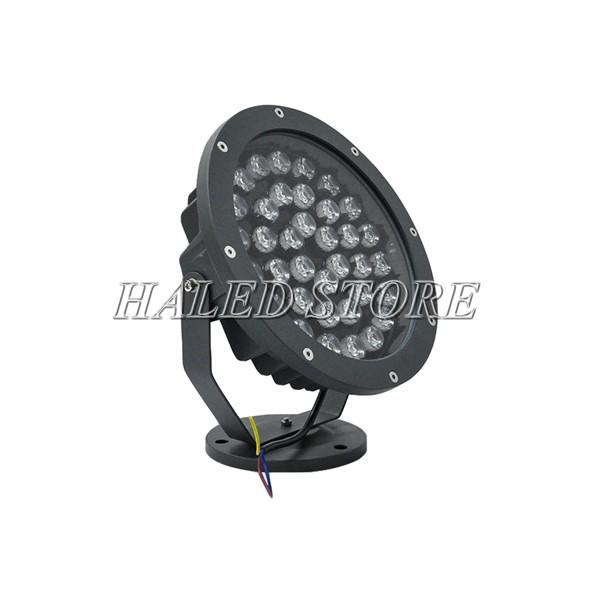 Kiểu dáng đèn LED chiếu cây HLDAOG1-36 RGB