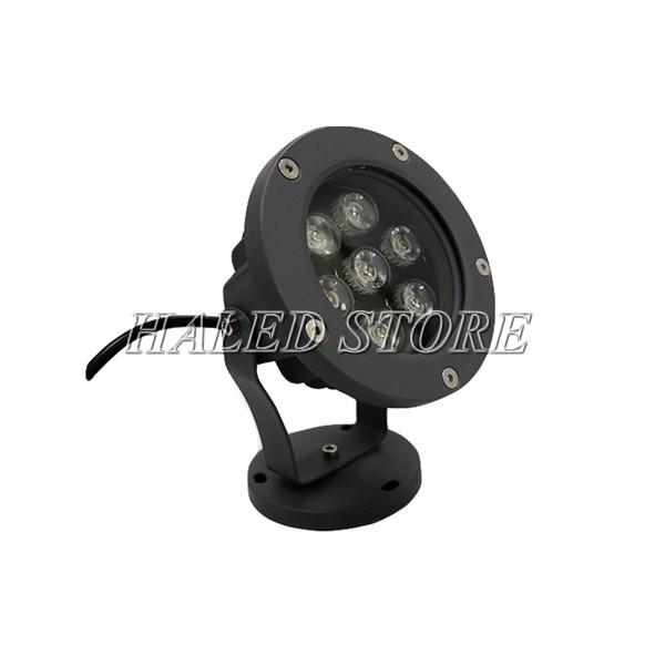 Kiểu dáng đèn LED chiếu cây HLDAOG1-7 RGB