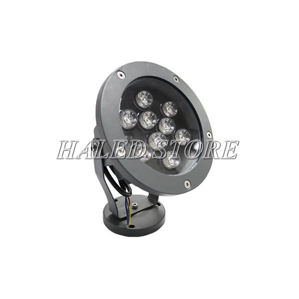Kiểu dáng đèn LED chiếu cây HLDAOG1-9 RGB