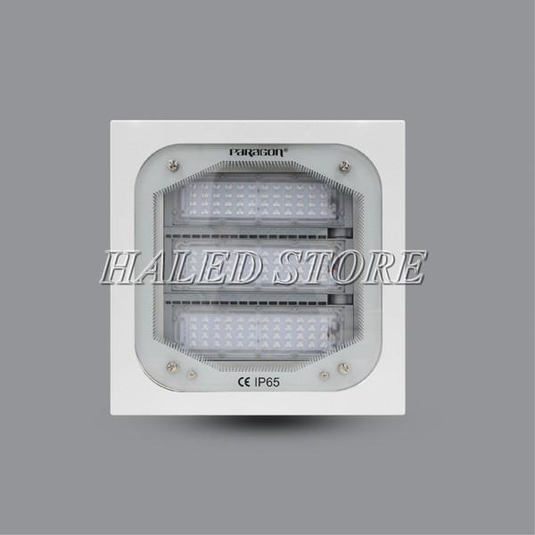 Mẫu 2 đèn LED highbay Paragon cao áp pha bo góc