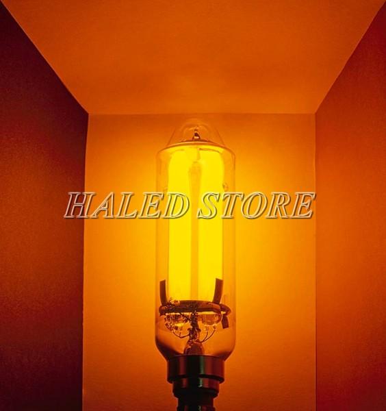 Bóng đèn cao áp Sodium 250w ánh sáng vàng