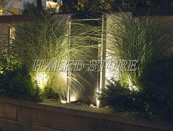 Ứng dụng chiếu sáng của đèn LED chiếu cây HLDAOG1-7