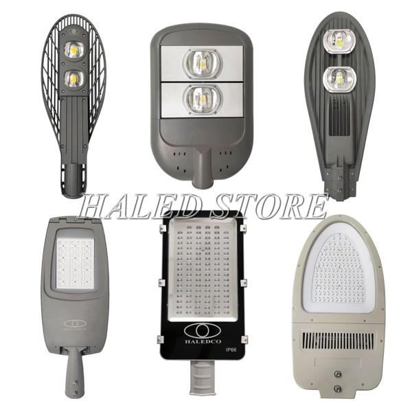 Các mẫu đèn đường LED HALEDCO 100w bán chạy