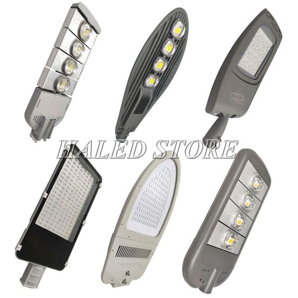 Các mẫu đèn đường LED HALEDCO 200w bán chạy