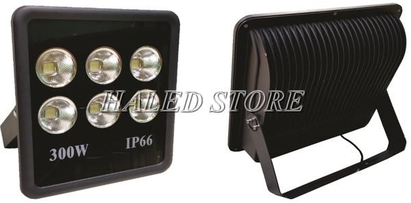 Đèn LED cao áp 300w được sử dụng phổ biến