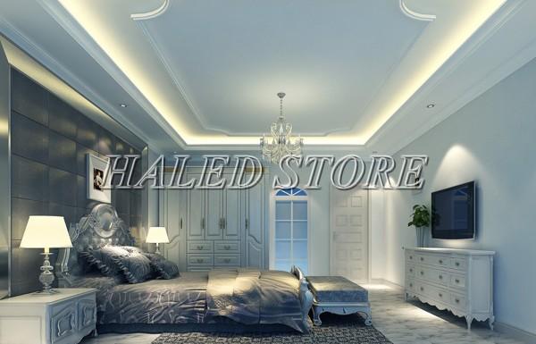 Ứng dụng của đèn tuýp LED HALEDCO chiếu sáng phòng ngủ