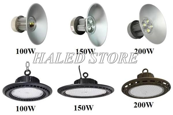 Đèn LED highbay Điện Quang có nhiều mẫu để lựa chọn