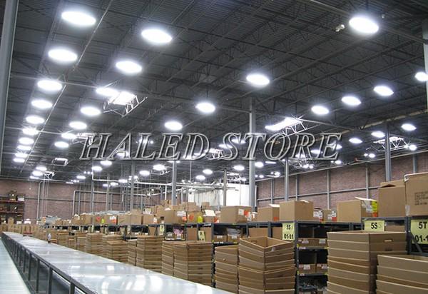 Ứng dụng chiếu sáng của đèn LED Highbay Duhal