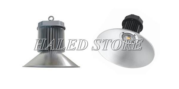 Kiểu dáng đèn LED highbay 150w Philips LBH001