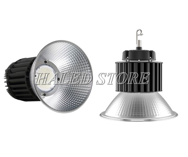 Kiểu dáng đèn highbay 150w Philips LED SMD