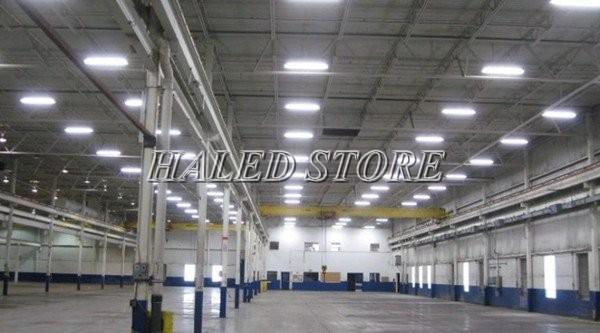 Đèn LED nhà xưởng PLDA BY560X 160/ACW2-120 ứng dụng trong chiếu sáng nhà máy