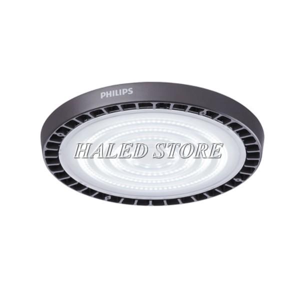 Kiểu dáng đèn LED nhà xưởng PLDA BY698P 105/PSU-78