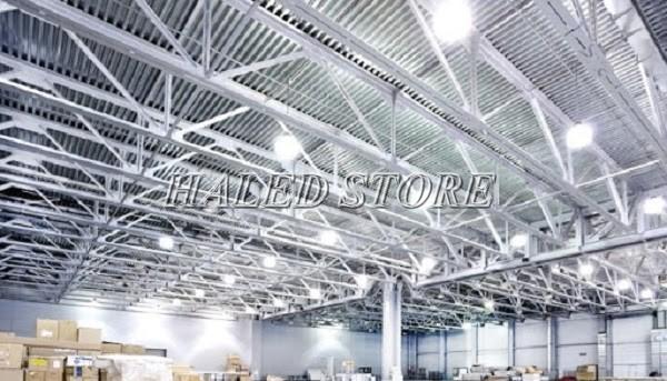 Đèn LED nhà xưởng PLDA BY698P 68/PSU-52 chiếu sáng nhà kho