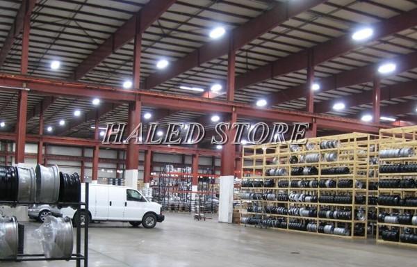 Đèn LED nhà xưởng PLDA BY698P LED265/PSU-192 chiếu sáng nhà kho
