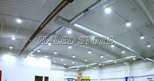 Đèn LED nhà xưởng PLDA BY718P 250/PSU-169 chiếu sáng nhà kho