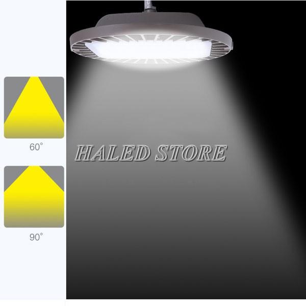 Đèn LED nhà xưởng HLDA BUFO2-150 có đa dạng góc chiếu sáng
