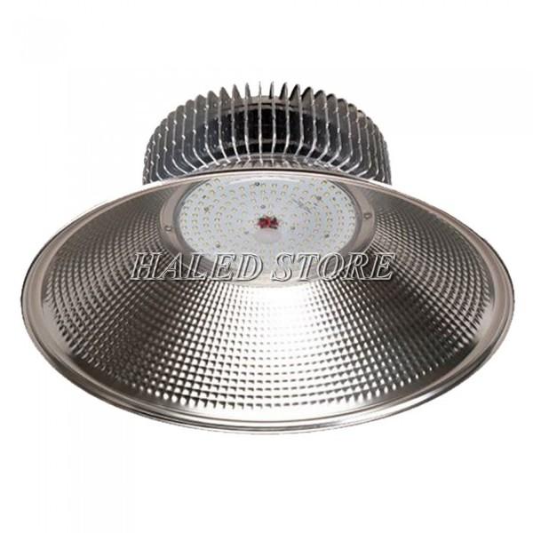 Đèn LED nhà xưởng HLDAB7-100 có góc chiếu sáng 120 độ