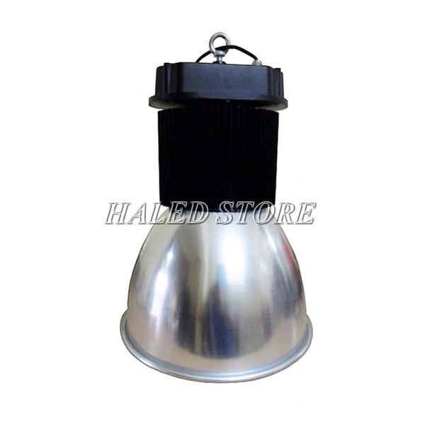 Đèn LED nhà xưởng HLDAB1-180 cấu tạo từ hợp kim nhôm