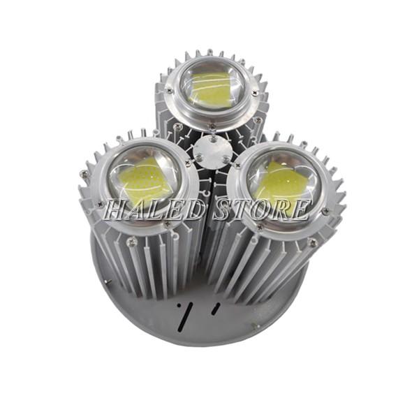 Đèn LED nhà xưởng HLDAB11-150 sử dụng chip LED COB
