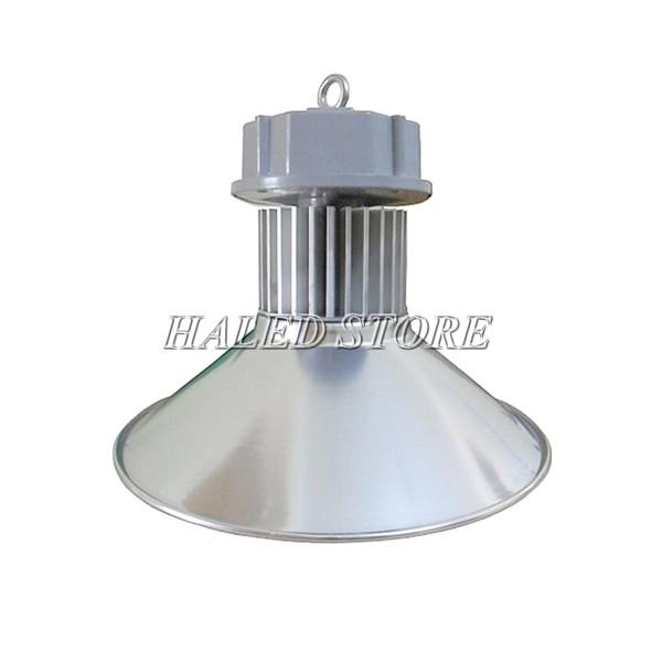 Đèn LED nhà xưởng HLDAB2-80 cấu tạo từ chất liệu hợp kim nhôm