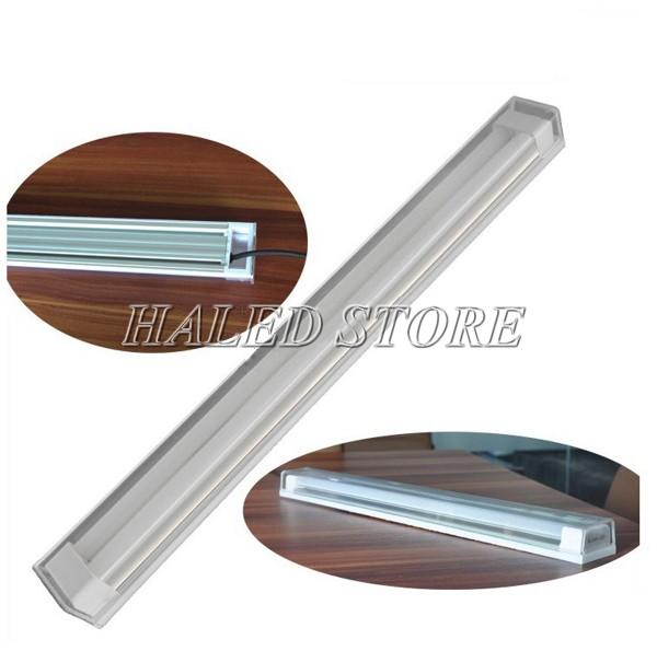 Kiểu dáng đèn LED phòng sạch HLDALCR6 -18