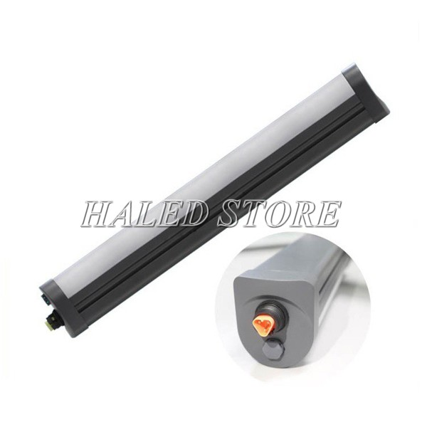 Ứng dụng chiếu sáng của đèn LED phòng sạch HLDALCR2-55