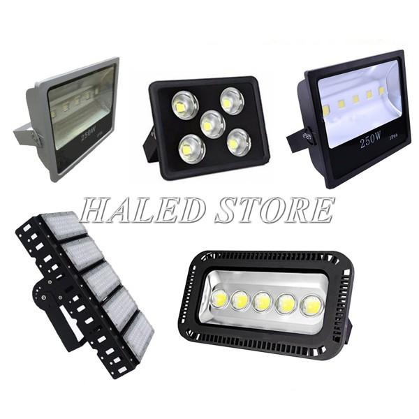 Các mẫu đèn pha LED cao áp 250w phổ biến hiện nay