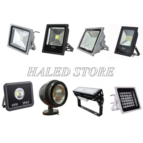 Các mẫu đèn pha LED cao áp 50w phổ biến hiện nay