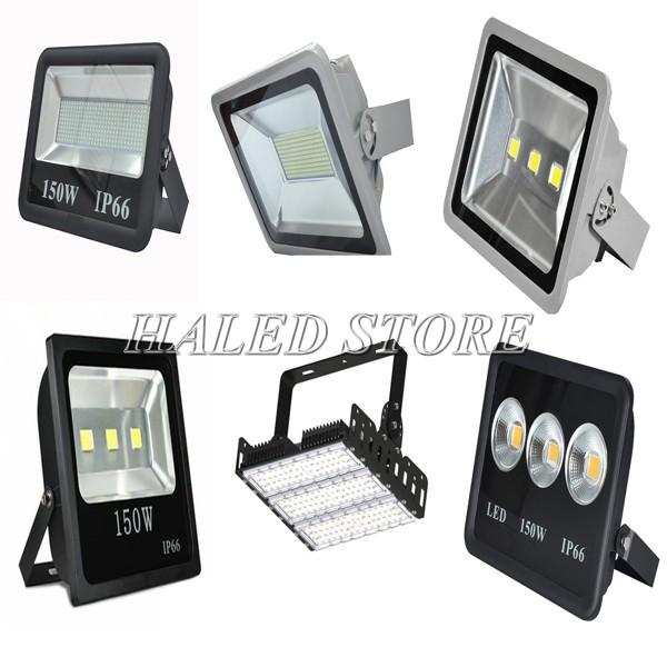 Các mẫu đèn pha LED cao áp ánh sáng vàng 150w
