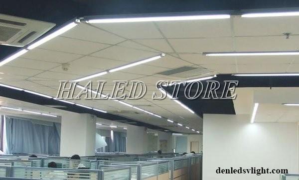 Ứng dụng chiếu sáng của đèn LED phòng sạch HLDALCR6-18